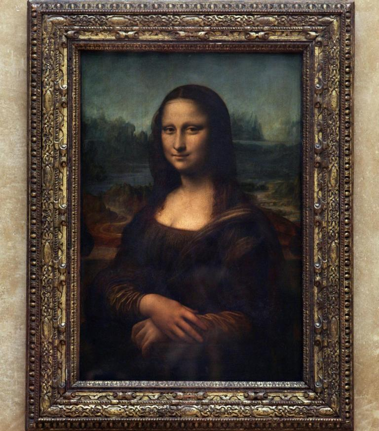 Mona-Lisa-AFP-Getty