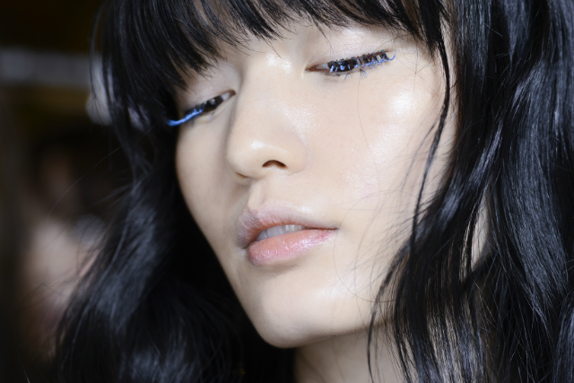 B Martin Grant S15 P Tips on how to wear coloured mascara and best colours for asian skin